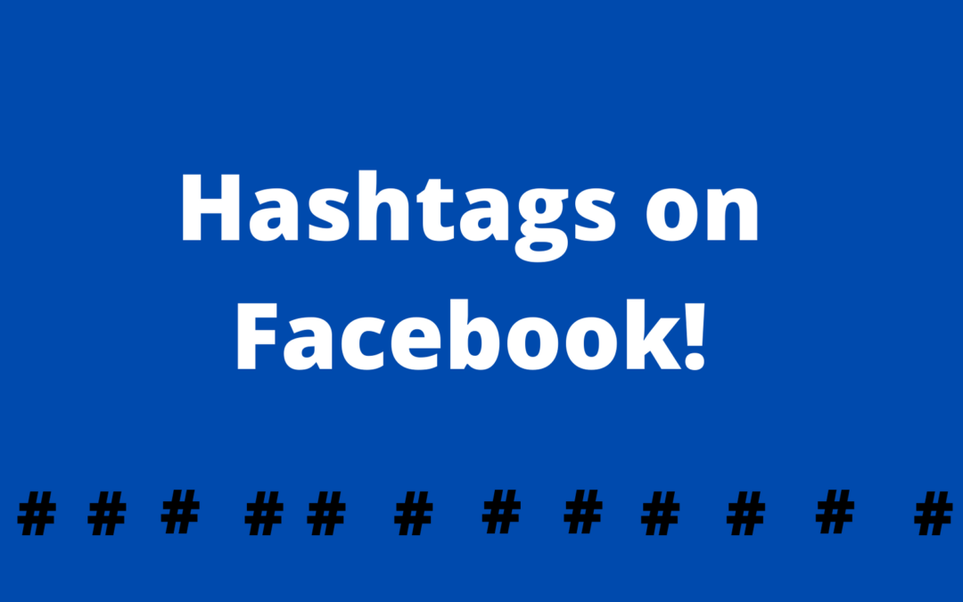 Should I use Hashtags on Facebook?