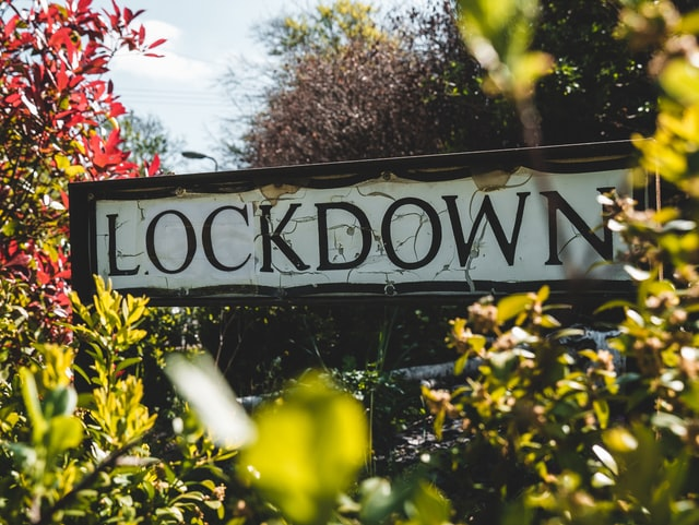 Selling yourself in Lockdown requires strong social media and a user friendly website!